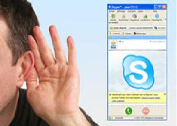 Người dùng Skype có thể bị nghe lén