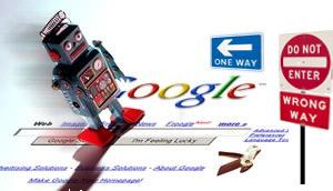 Phát hiện và xử lý những phần không được crawl của Google