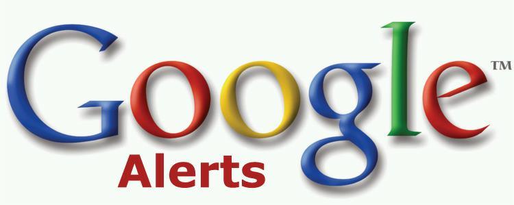 Sử dụng Google Alerts để SEO backlink